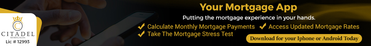 Your Mortgage App Citadel Mortgages