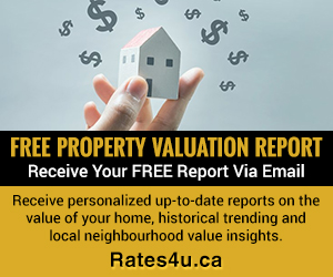 Property Value Report Banner